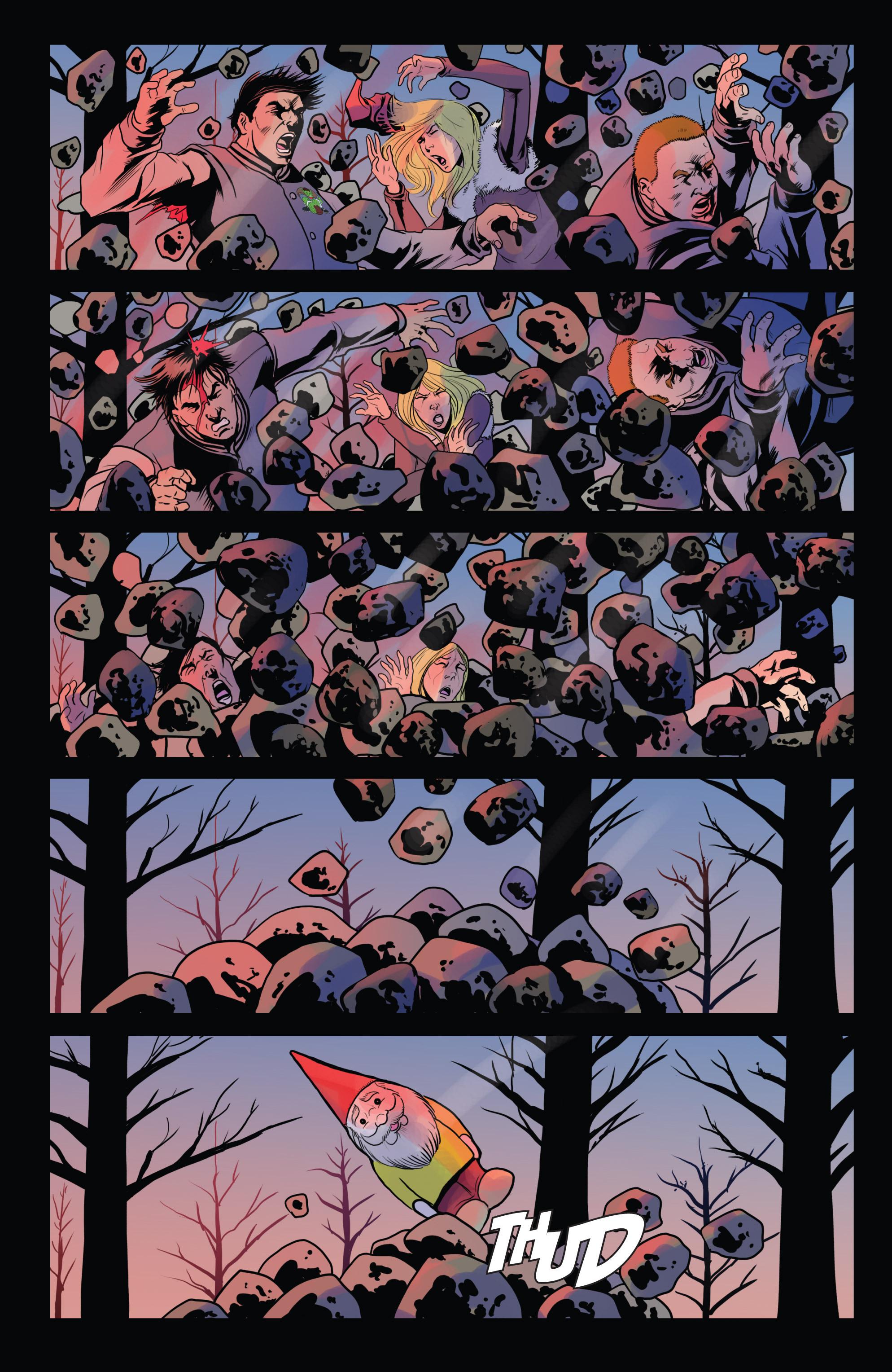 Read online Hoax Hunters (2012) comic -  Issue # TPB 2 - 9