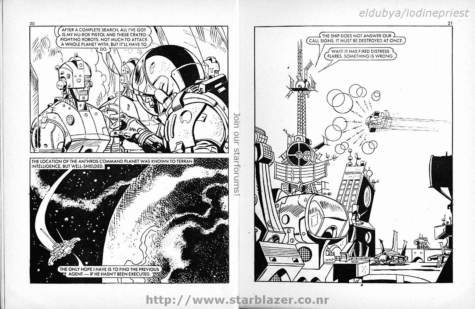 Starblazer issue 114 - Page 12