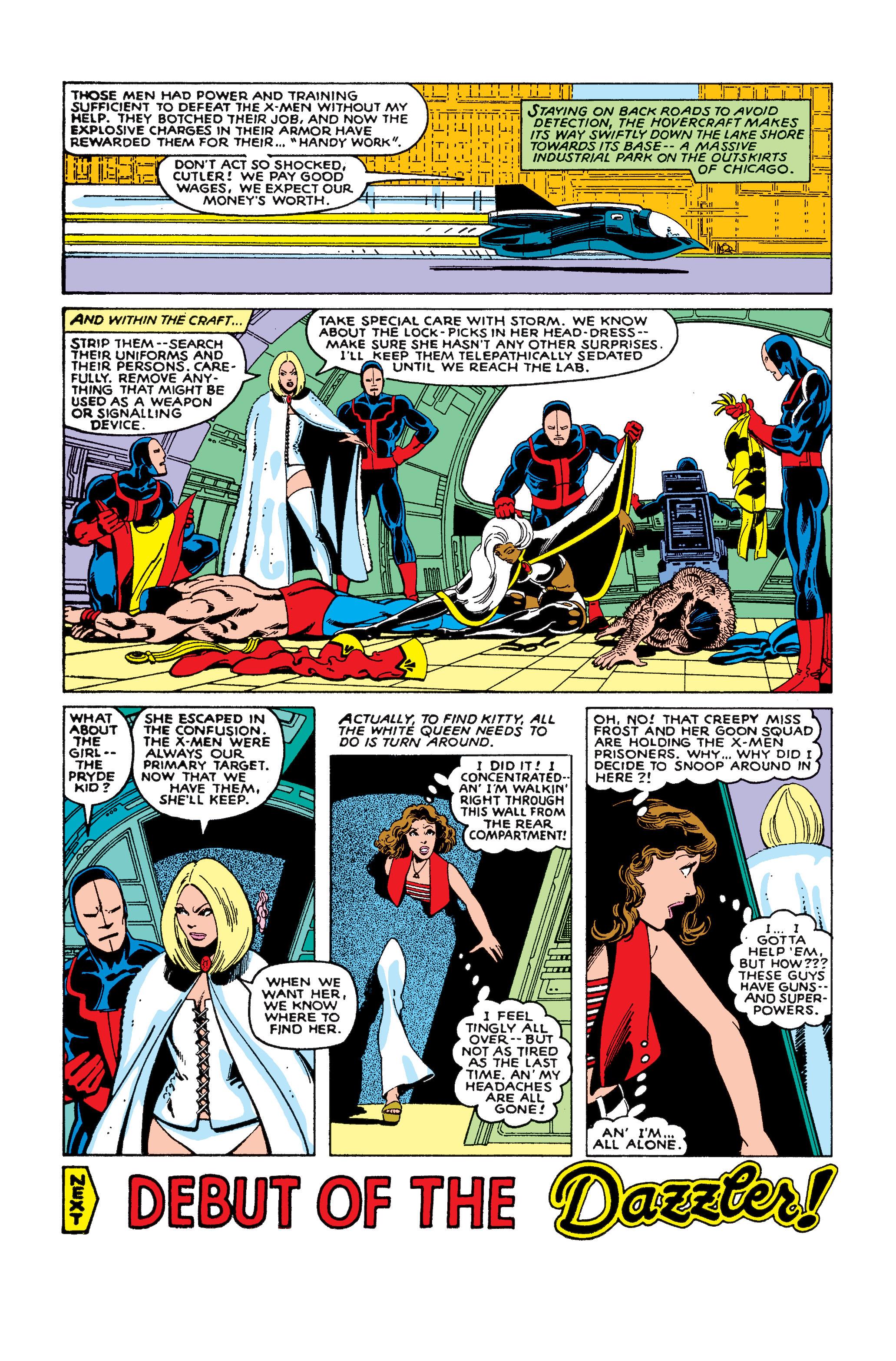 Read online Uncanny X-Men (1963) comic -  Issue #129 - 18