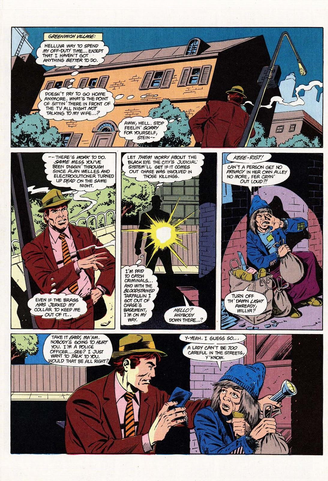 Vigilante (1983) issue 31 - Page 9