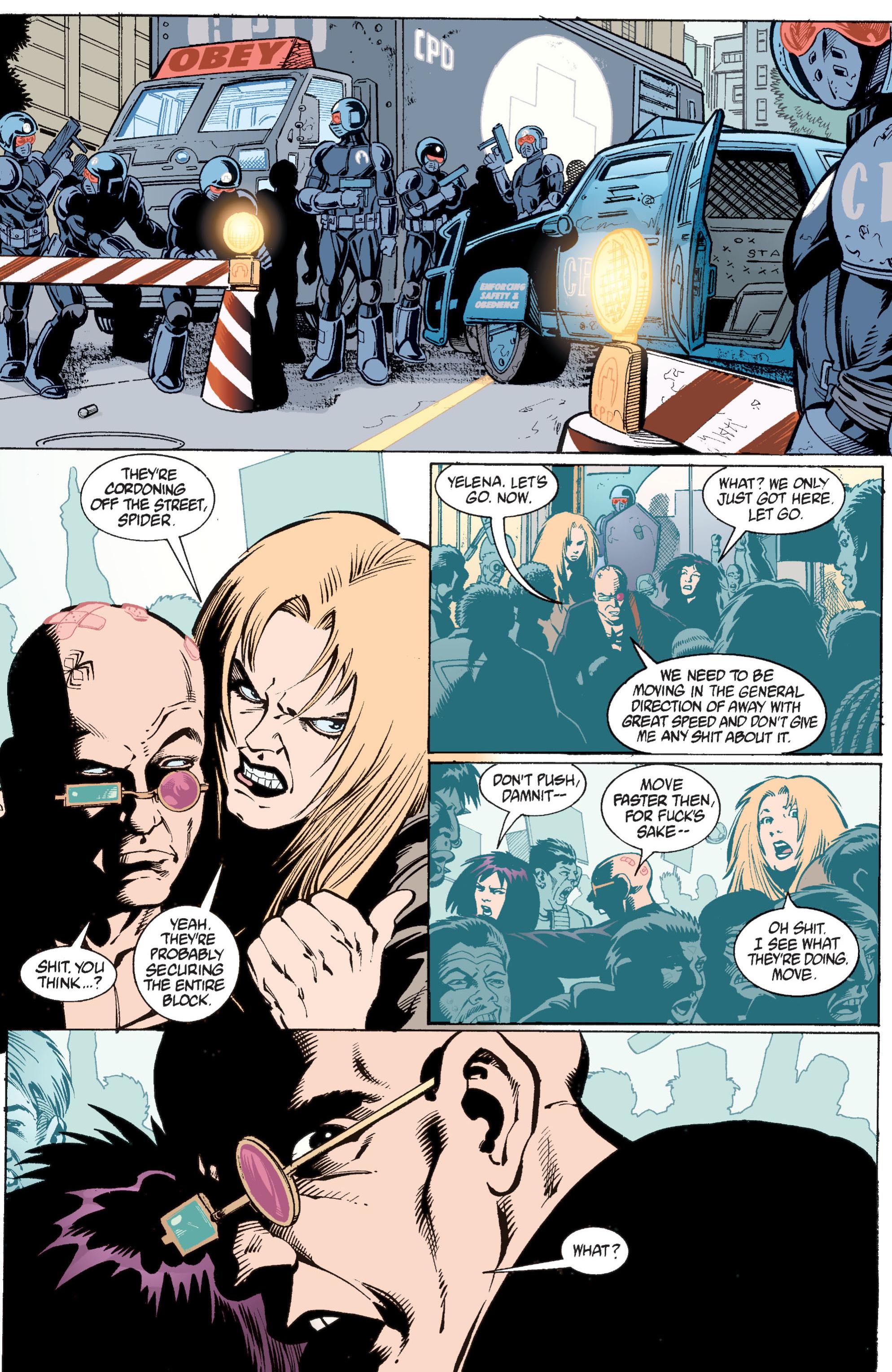 Read online Transmetropolitan comic -  Issue #29 - 14