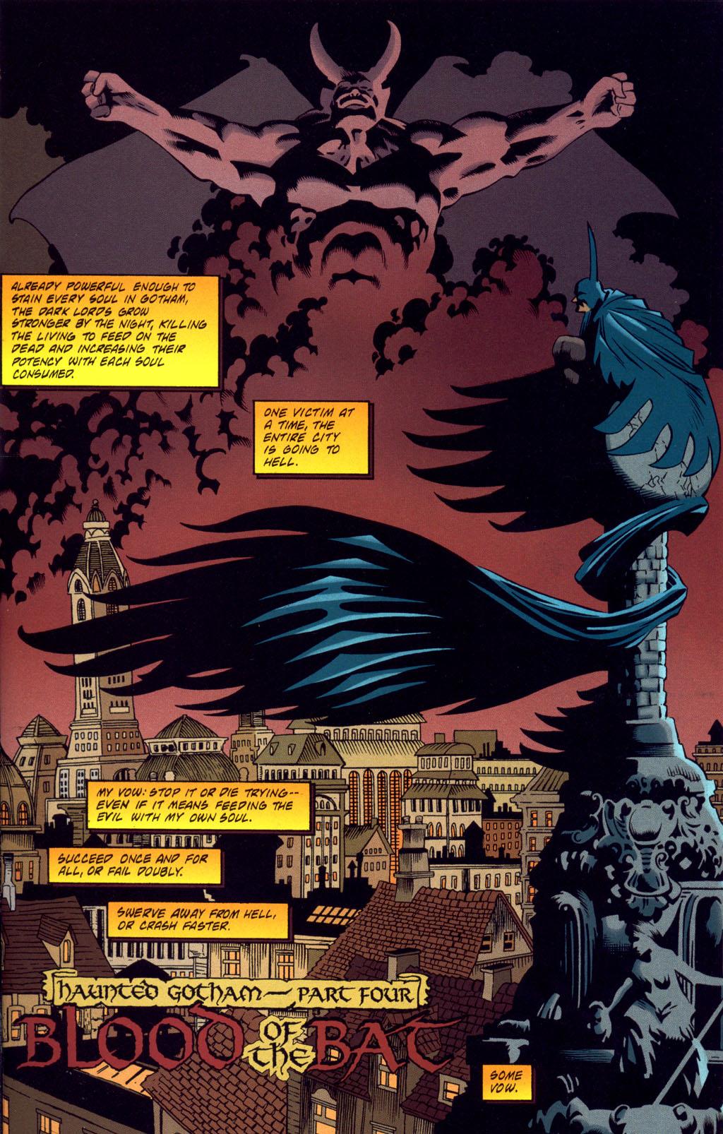 Read online Batman: Haunted Gotham comic -  Issue #4 - 3