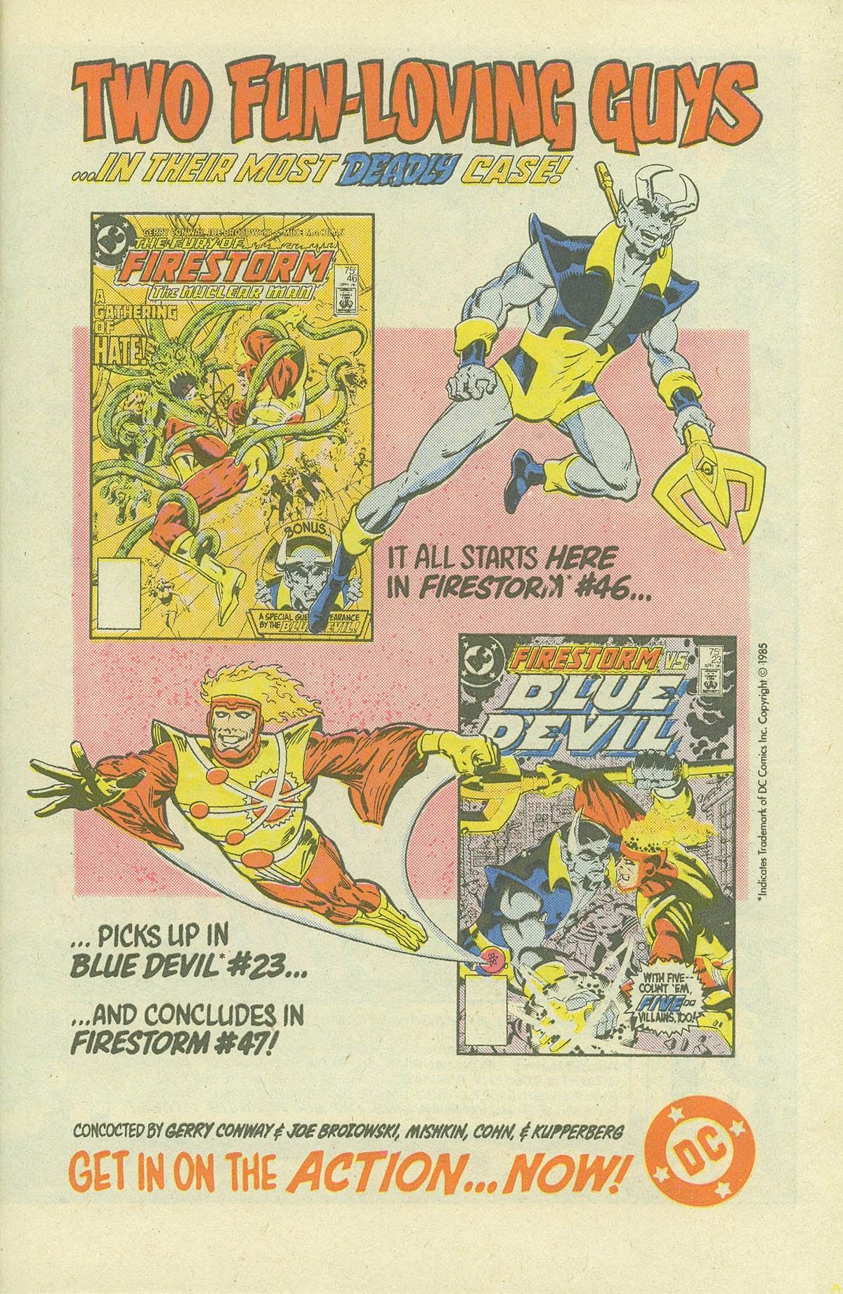 Read online Sgt. Rock comic -  Issue #409 - 28