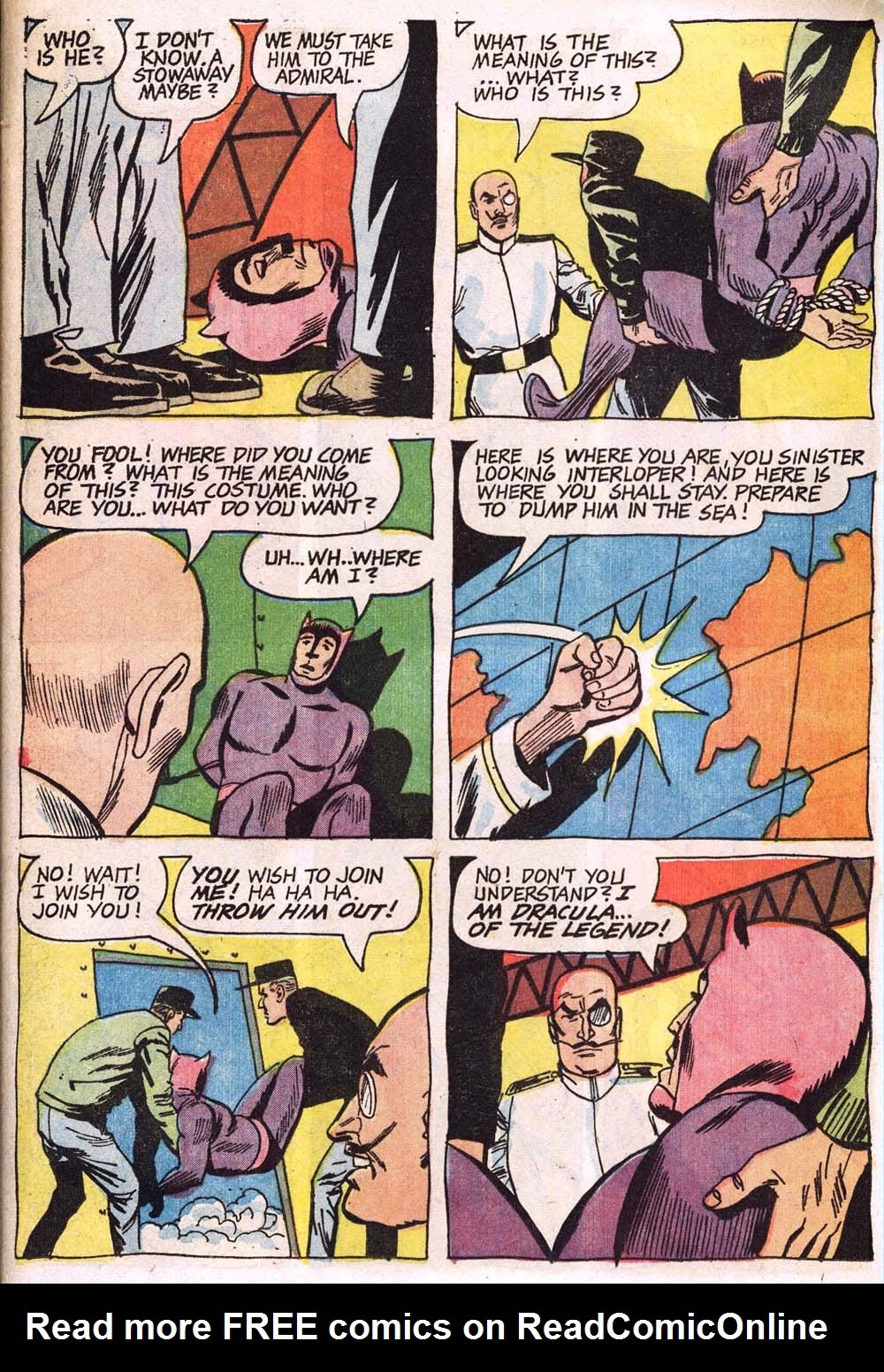 Dracula (1962) issue 3 - Page 16
