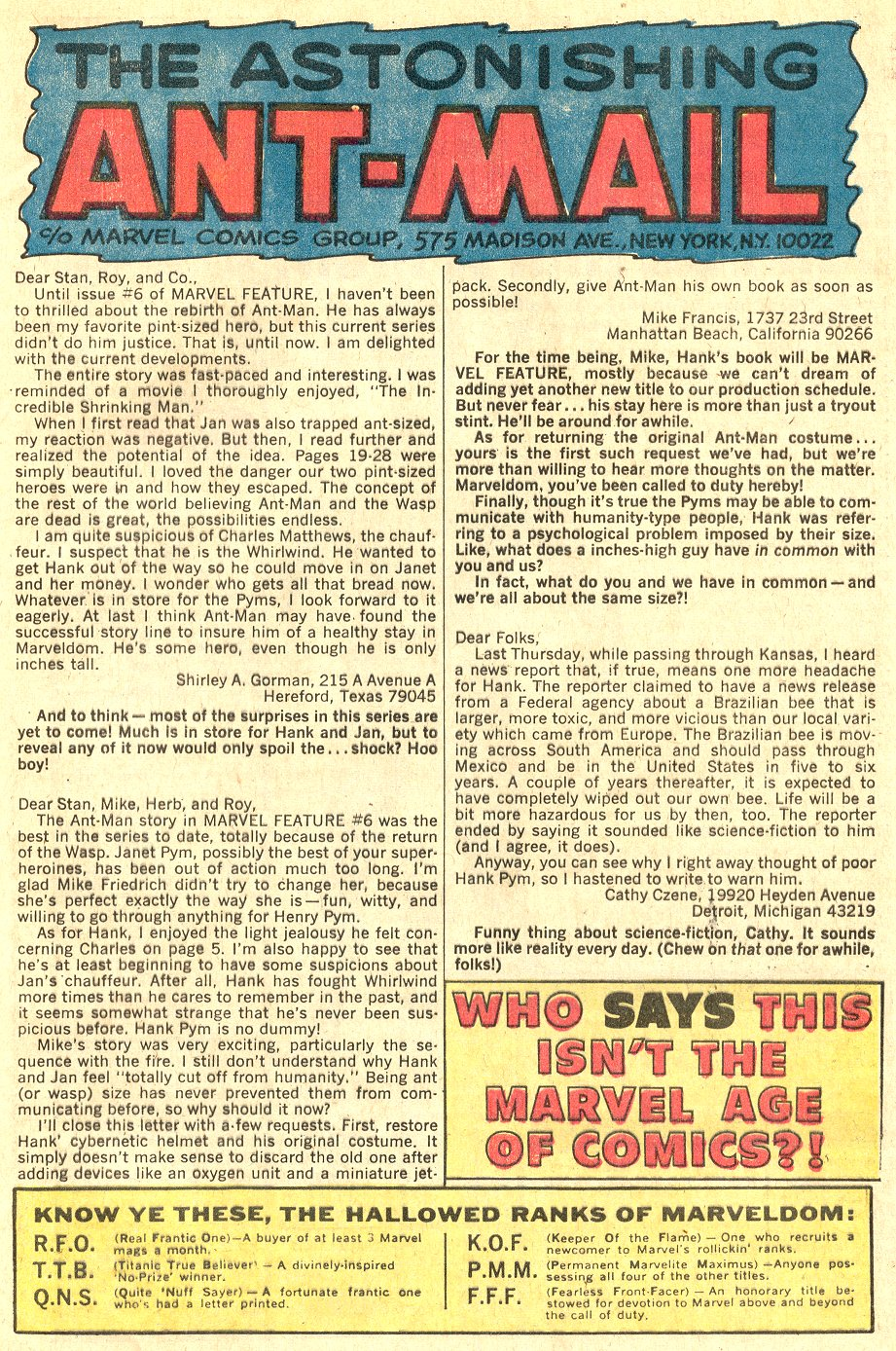 Marvel Feature (1971) 8 Page 23