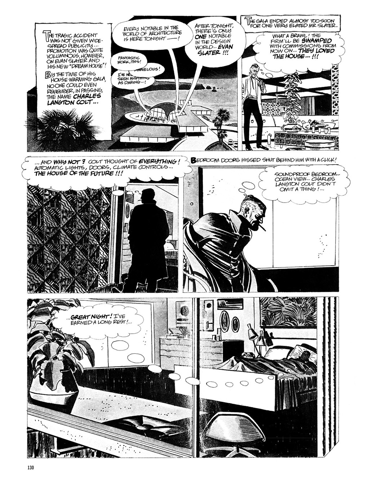 Read online Eerie Archives comic -  Issue # TPB 1 - 131