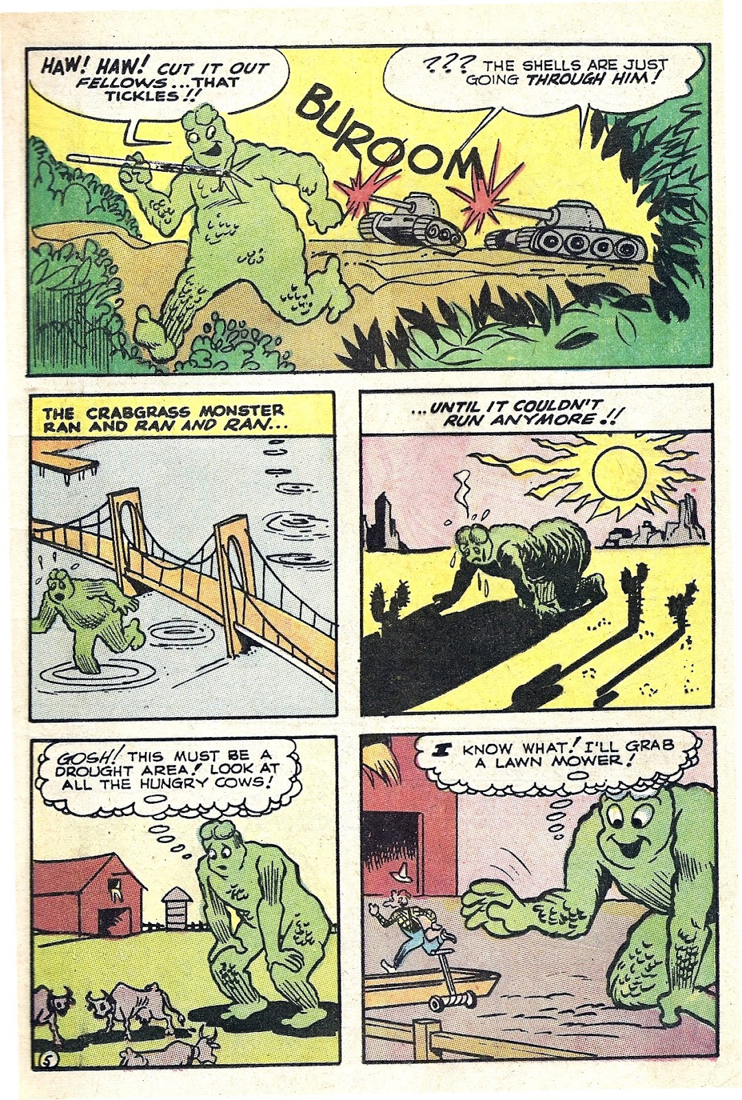 Archie's Madhouse issue Annual 6 - Page 7