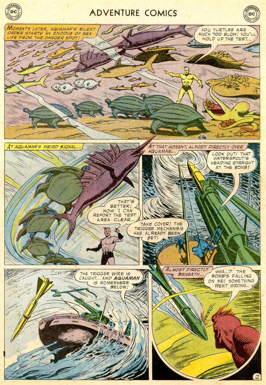Read online Adventure Comics (1938) comic -  Issue #251 - 27