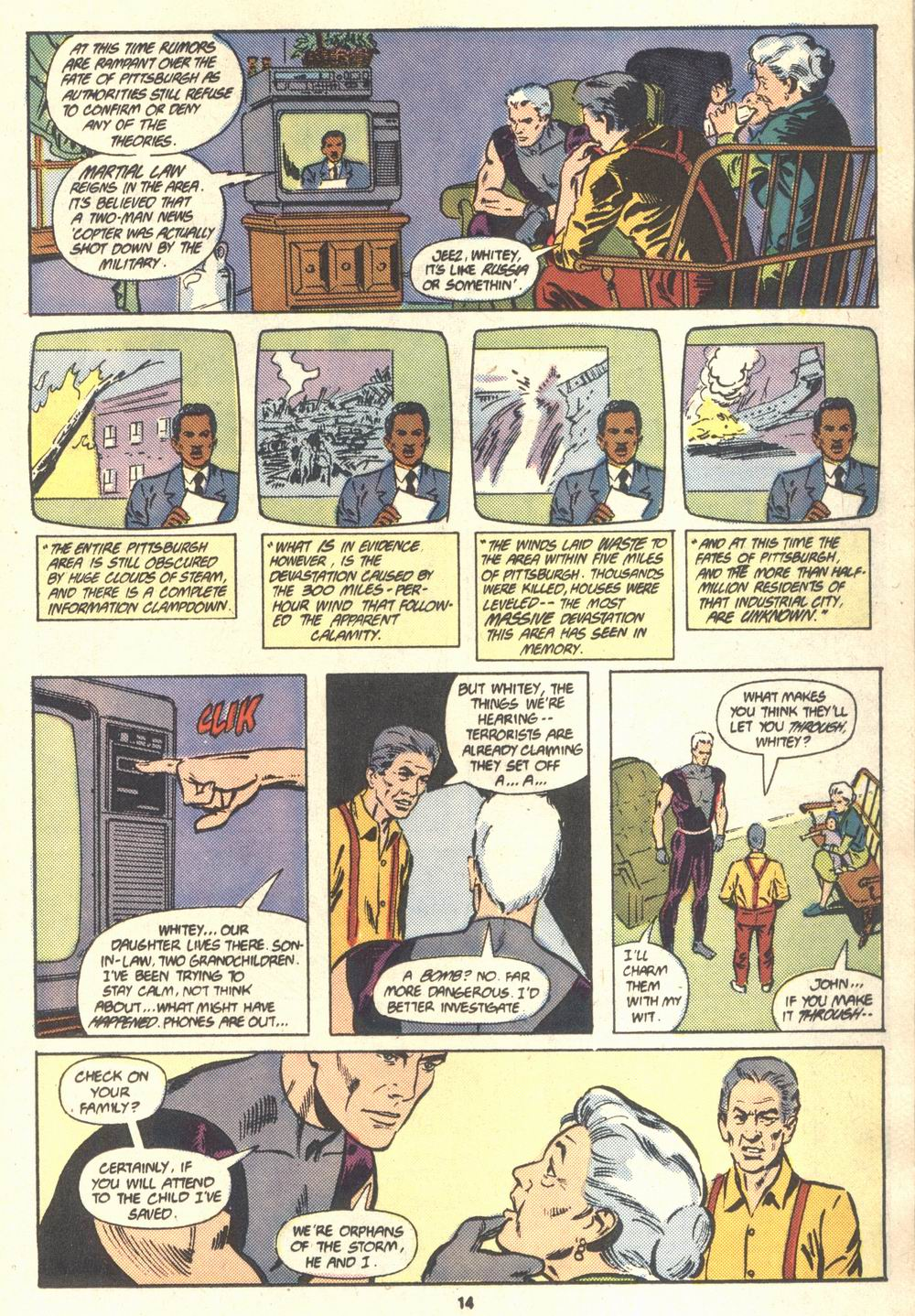 Read online Justice (1986) comic -  Issue #18 - 15