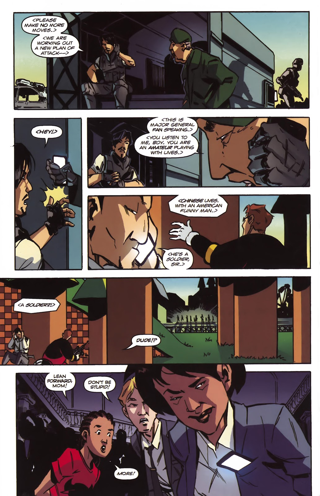 Read online Ricky Rouse Has A Gun comic -  Issue # TPB (Part 2) - 23