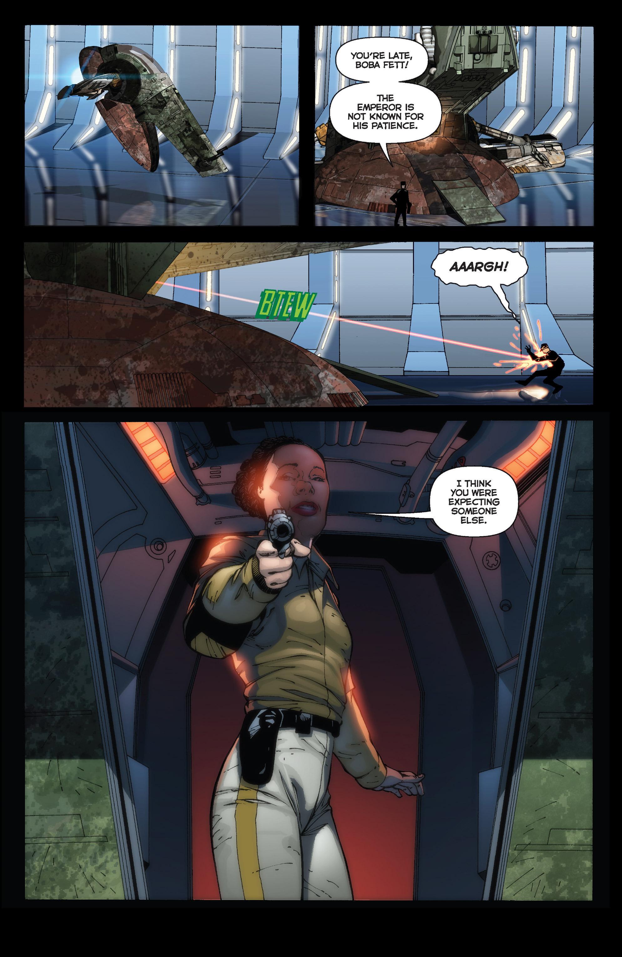 Read online Star Wars Omnibus comic -  Issue # Vol. 27 - 249