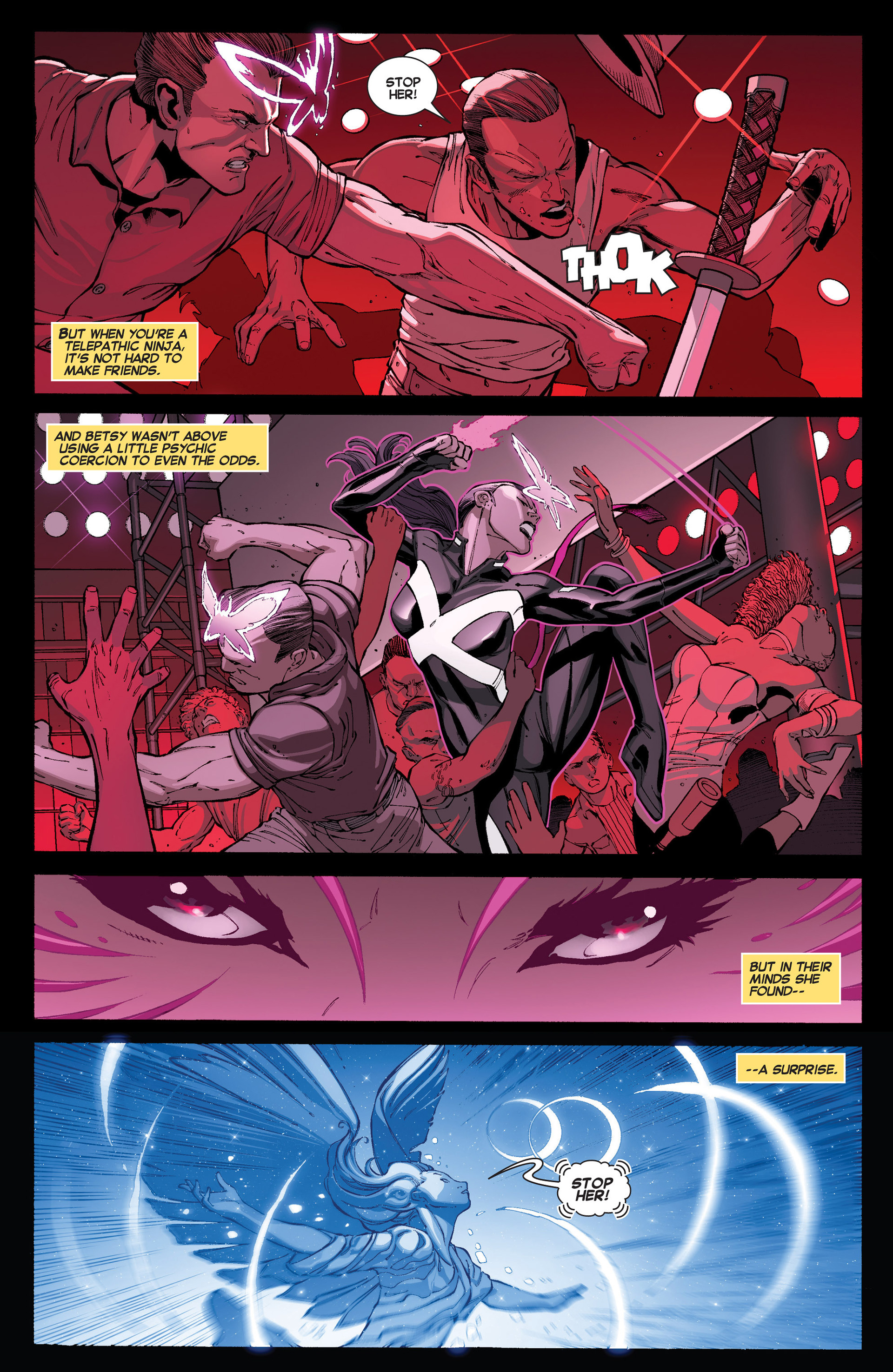 Read online Uncanny X-Force (2013) comic -  Issue #2 - 5