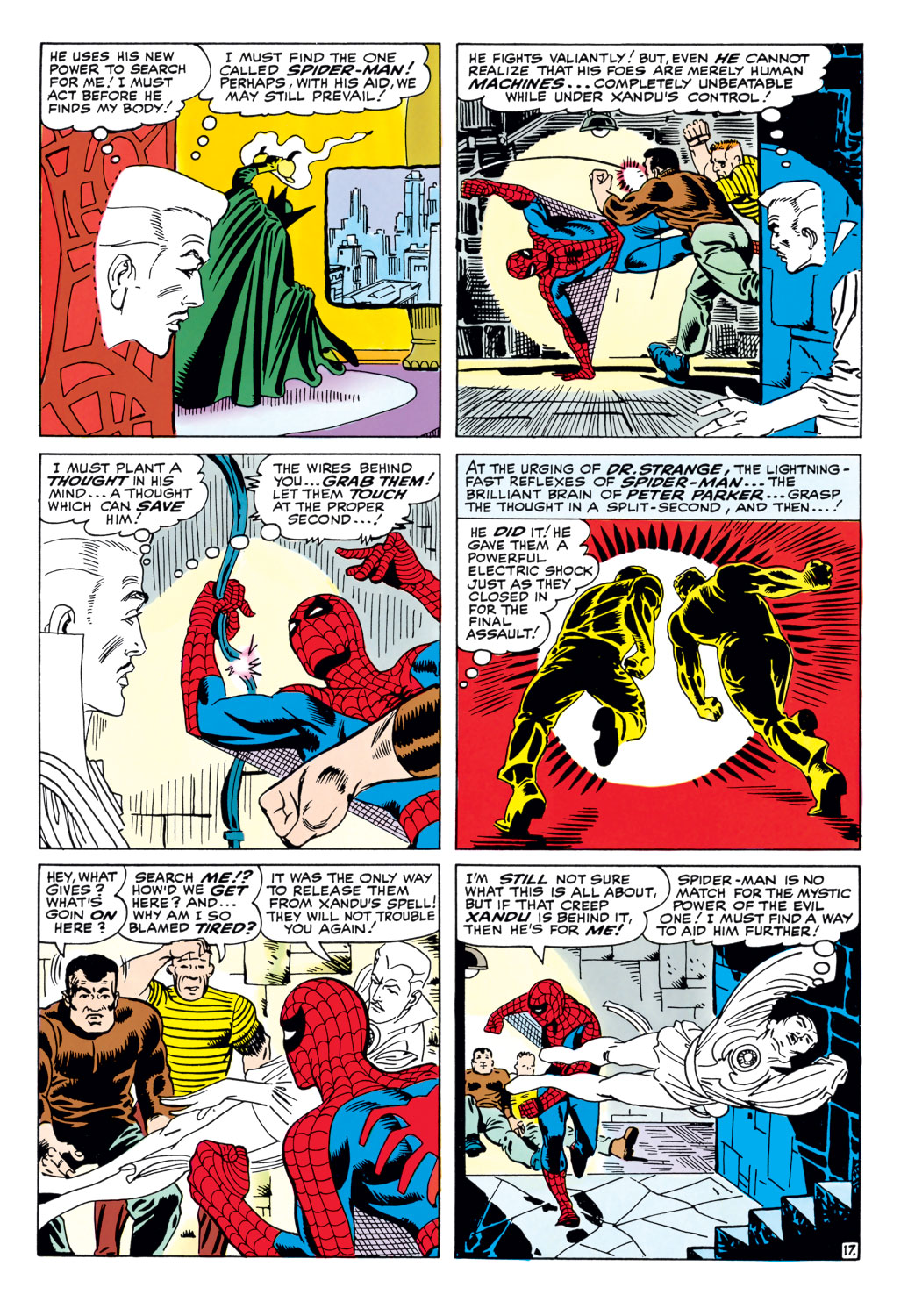 The Amazing Spider-Man (1963) _Annual_2 Page 17