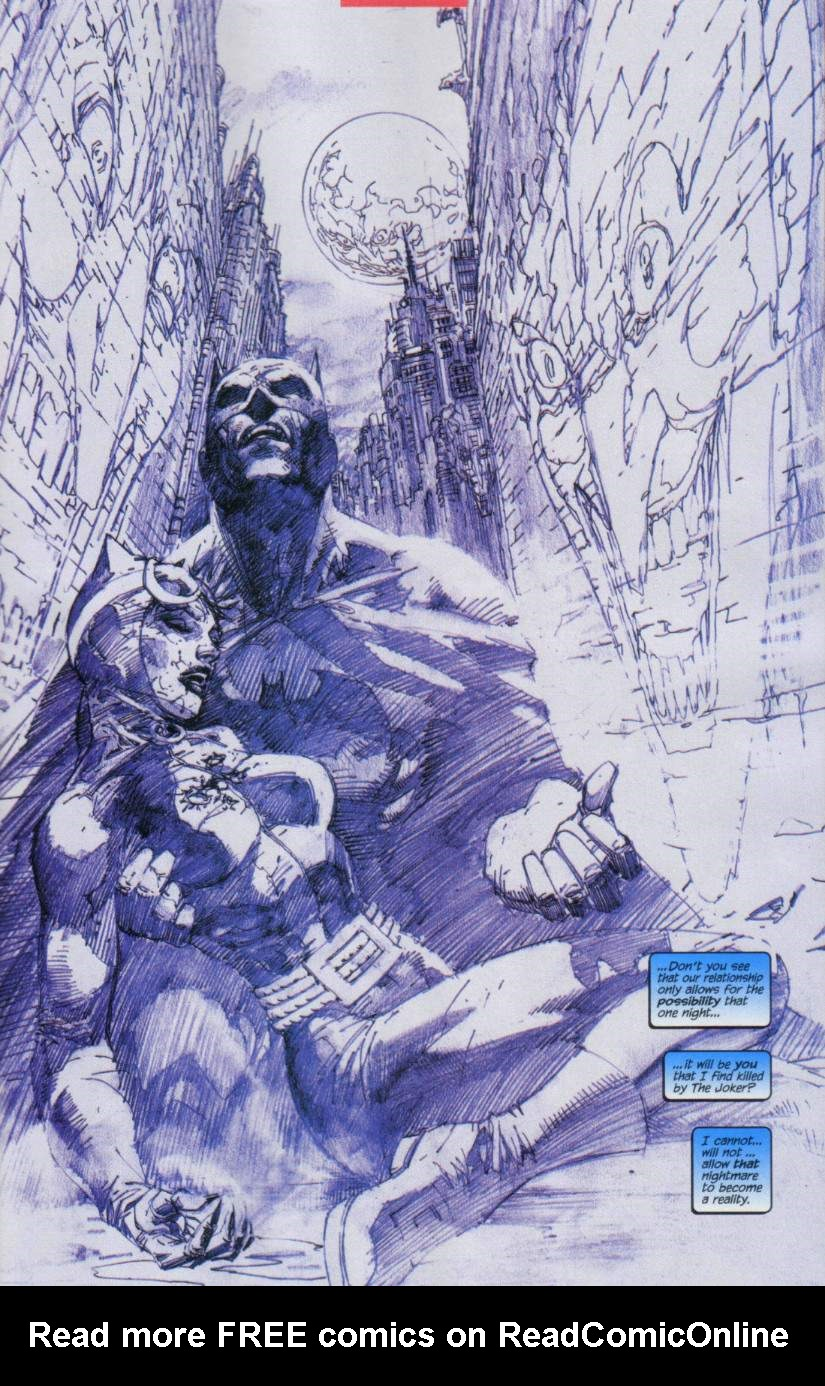 Read online Batman: Hush comic -  Issue #7 - 15