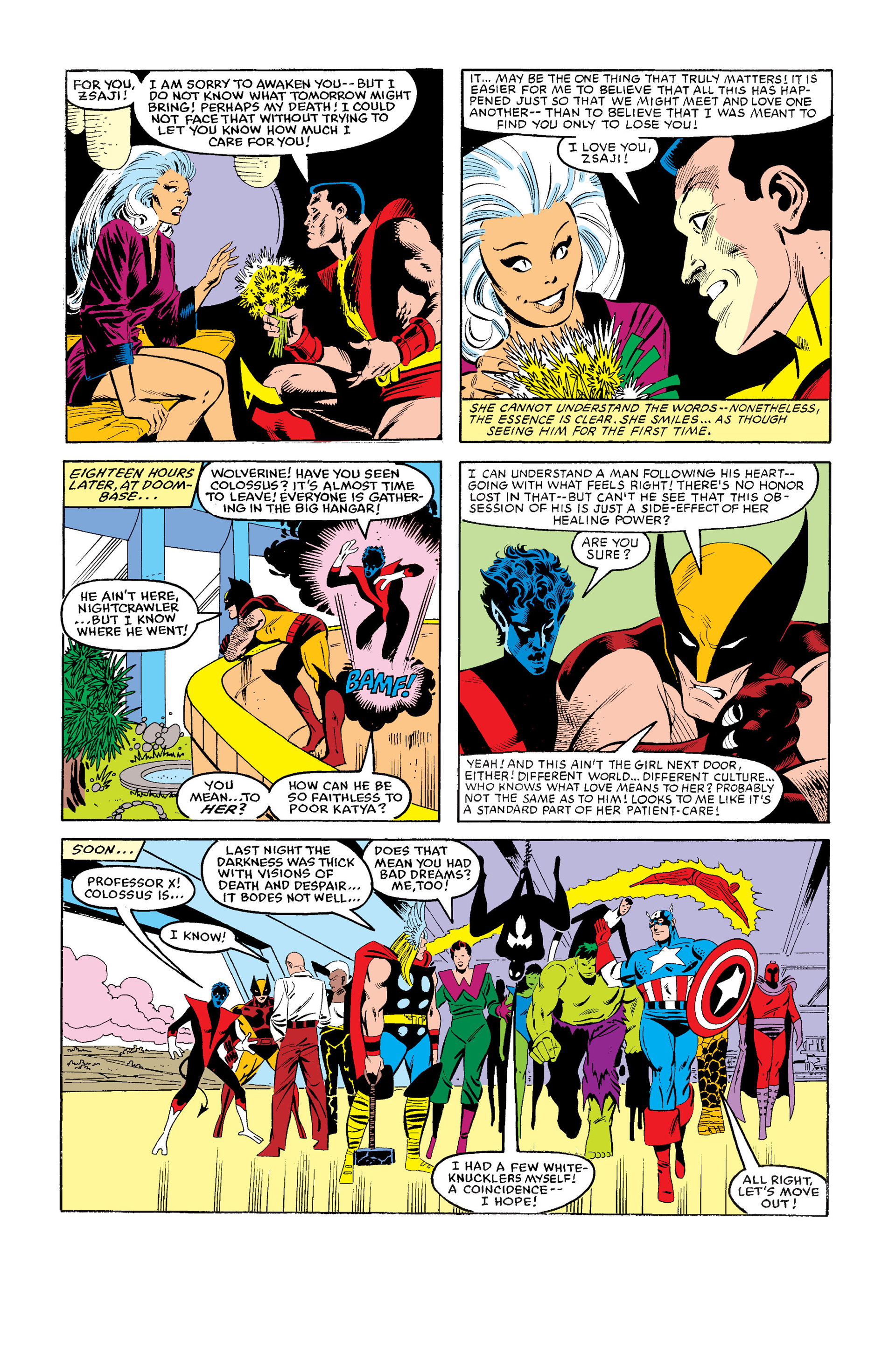 Read online Secret Wars (1985) comic -  Issue #11 - 17
