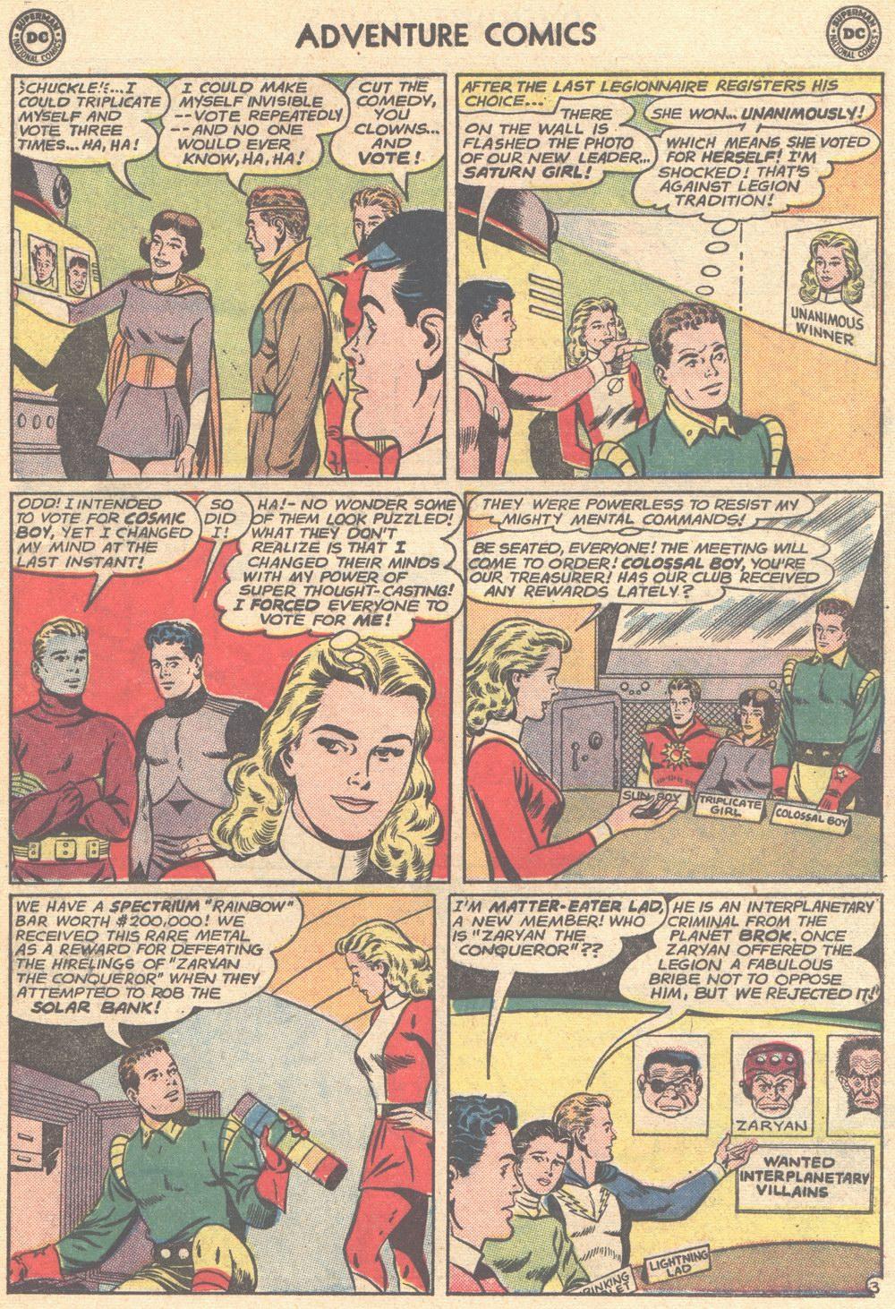 Read online Adventure Comics (1938) comic -  Issue #304 - 23