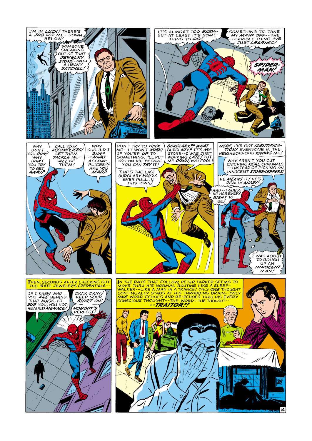 The Amazing Spider-Man (1963) _Annual_5 Page 14