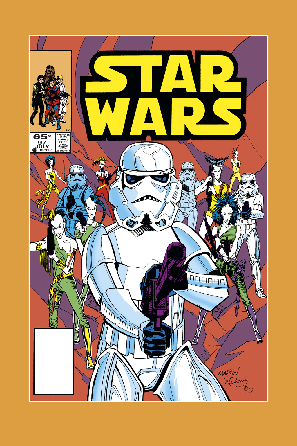 Read online Star Wars Omnibus comic -  Issue # Vol. 21.5 - 17