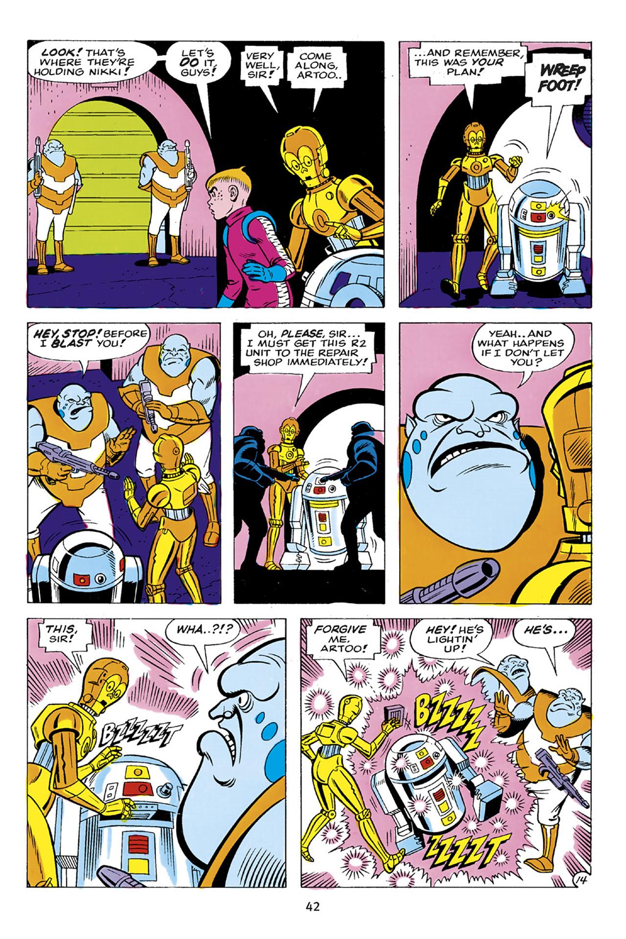 Read online Star Wars Omnibus comic -  Issue # Vol. 23 - 43