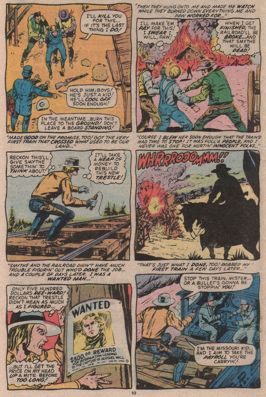 The Rawhide Kid (1955) issue 148 - Page 12