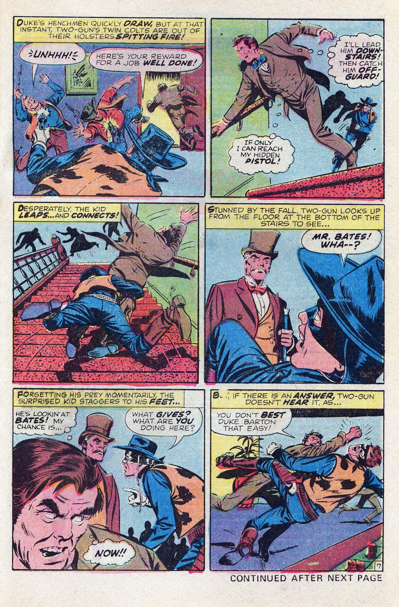 Read online Two-Gun Kid comic -  Issue #128 - 29