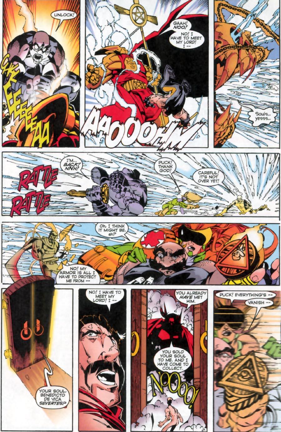 Read online Alpha Flight (1997) comic -  Issue #16 - 22