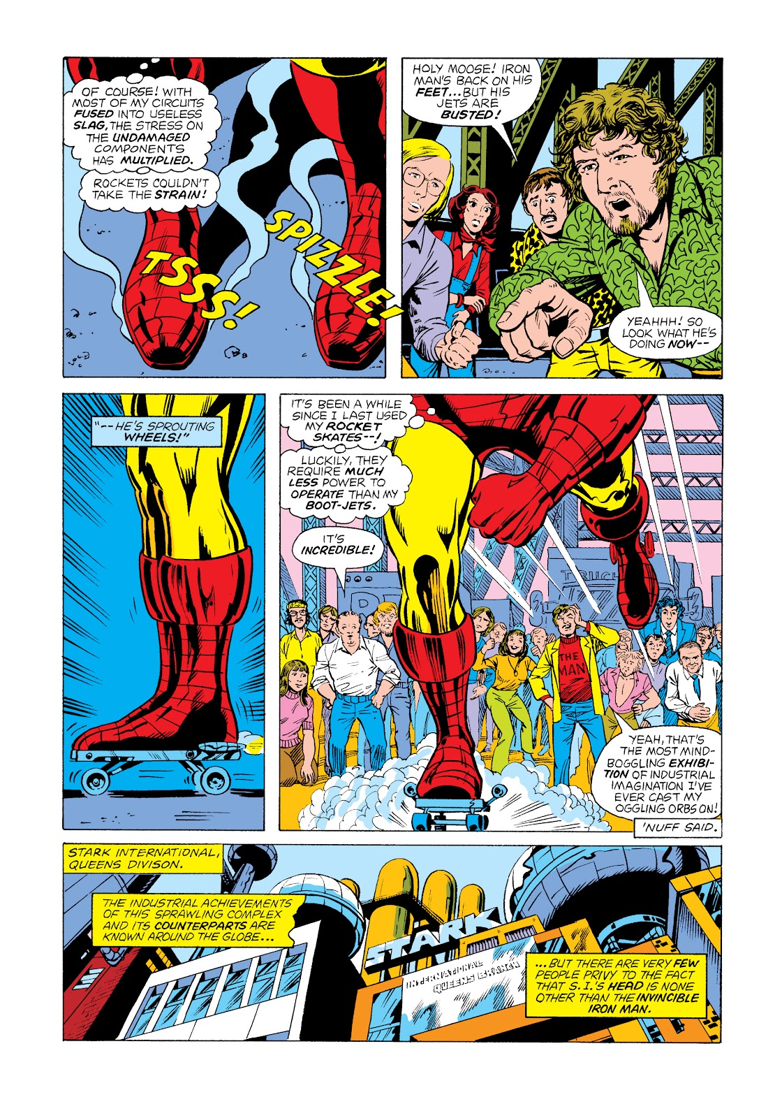 Read online Marvel Masterworks: The Invincible Iron Man comic -  Issue # TPB 11 (Part 1) - 69