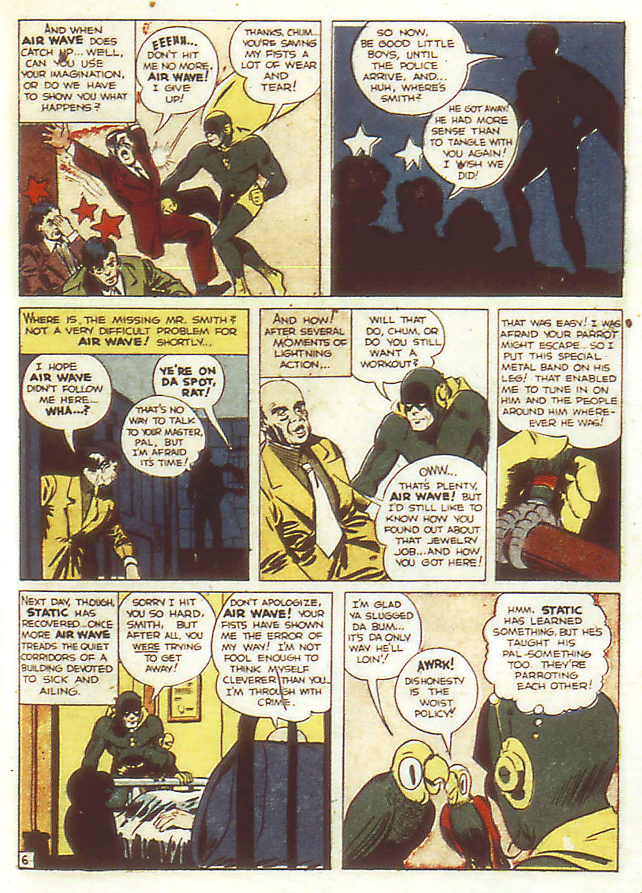 Detective Comics (1937) 86 Page 20