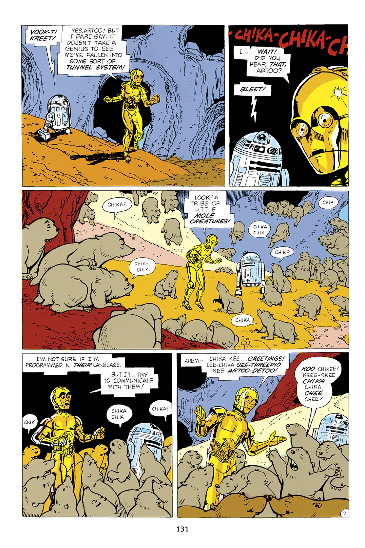 Read online Star Wars Omnibus comic -  Issue # Vol. 23 - 130