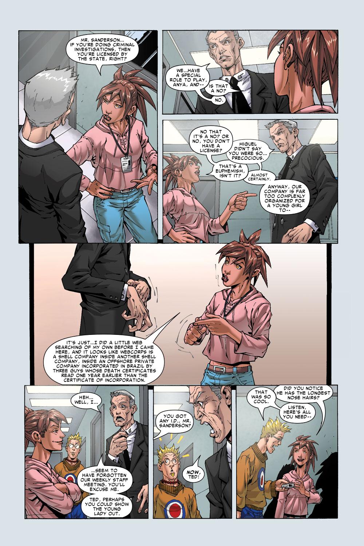 Read online Amazing Fantasy (2004) comic -  Issue #3 - 9