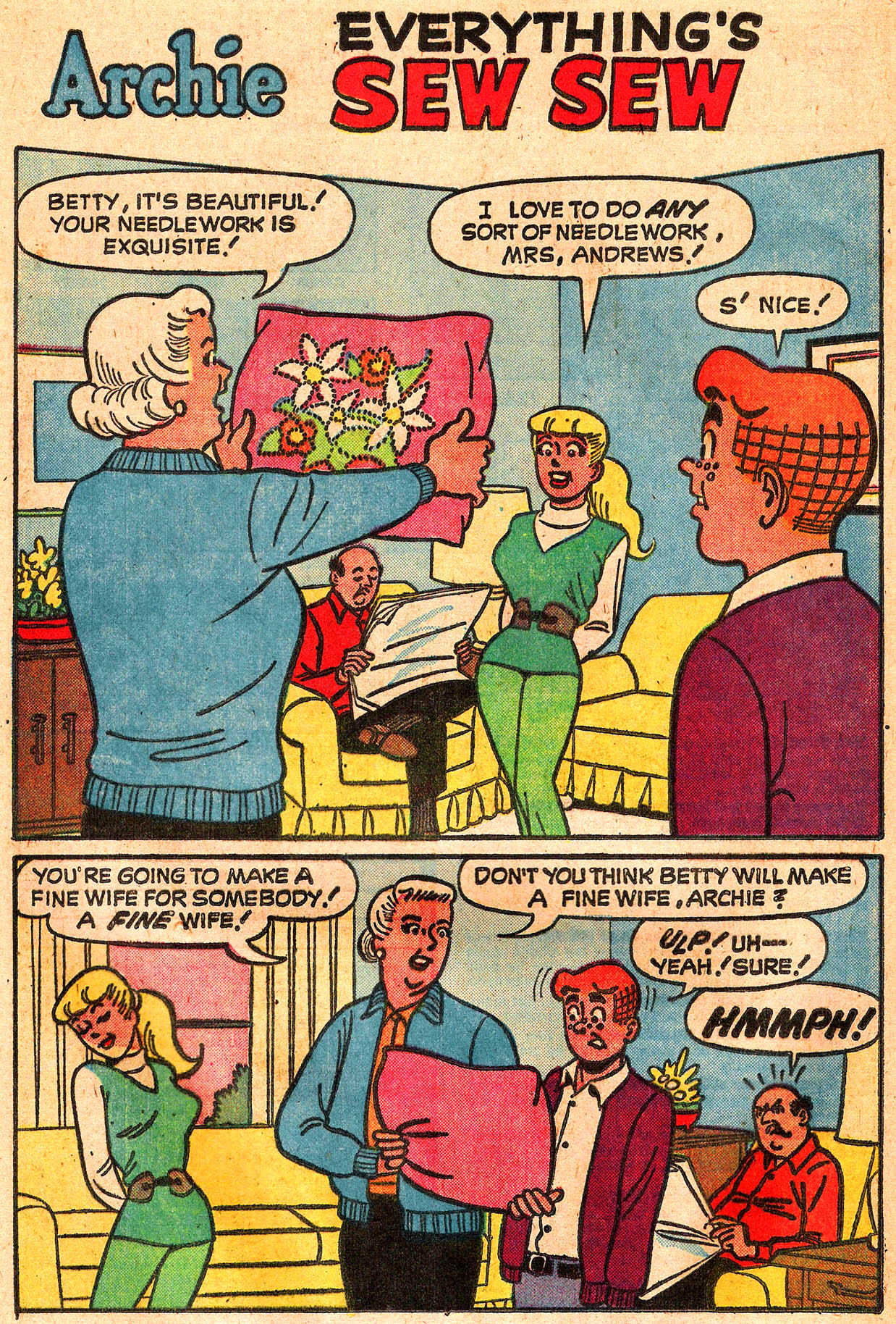 Read online Archie (1960) comic -  Issue #225 - 20