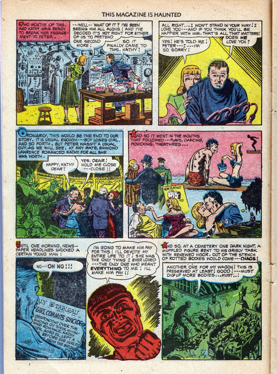 Read online This Magazine Is Haunted comic -  Issue #11 - 6