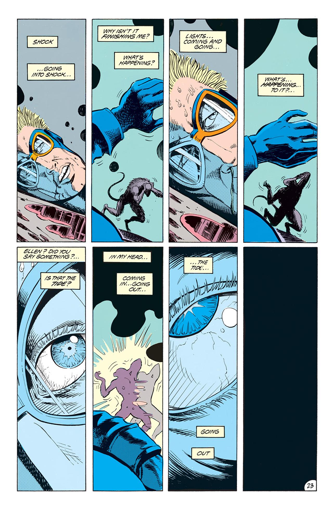 Read online Animal Man (1988) comic -  Issue #2 - 25