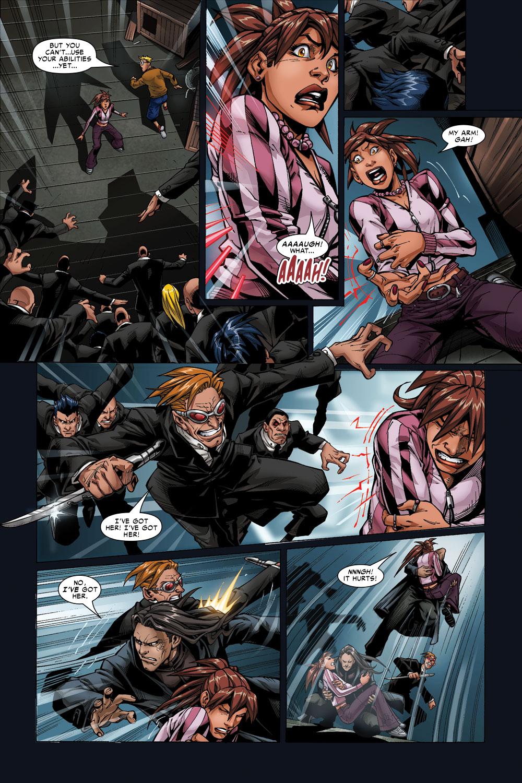Read online Amazing Fantasy (2004) comic -  Issue #4 - 8