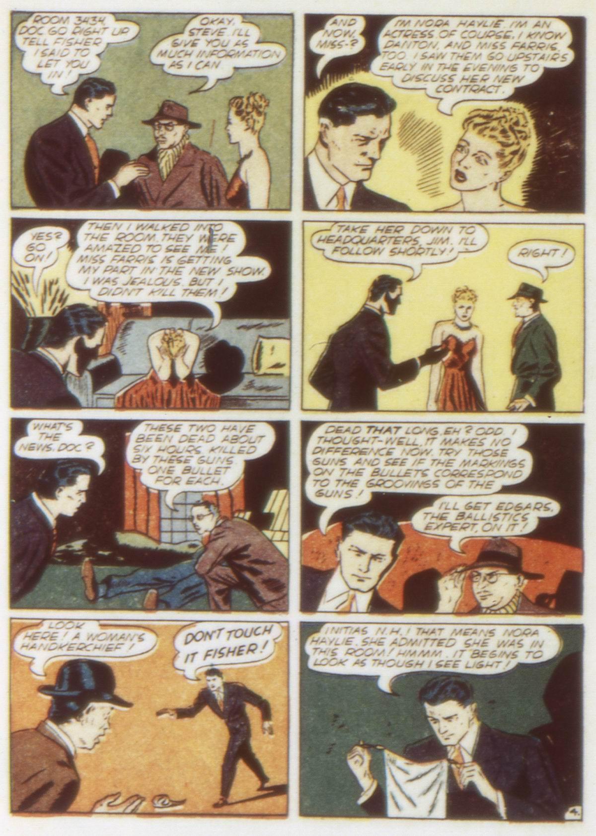 Read online Detective Comics (1937) comic -  Issue #58 - 54