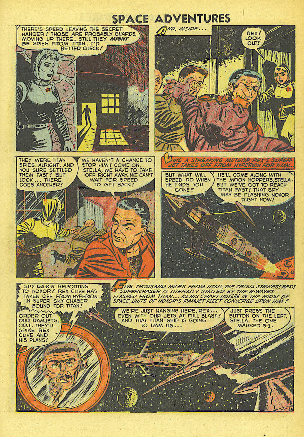 Space Adventures (1952) issue 4 - Page 12
