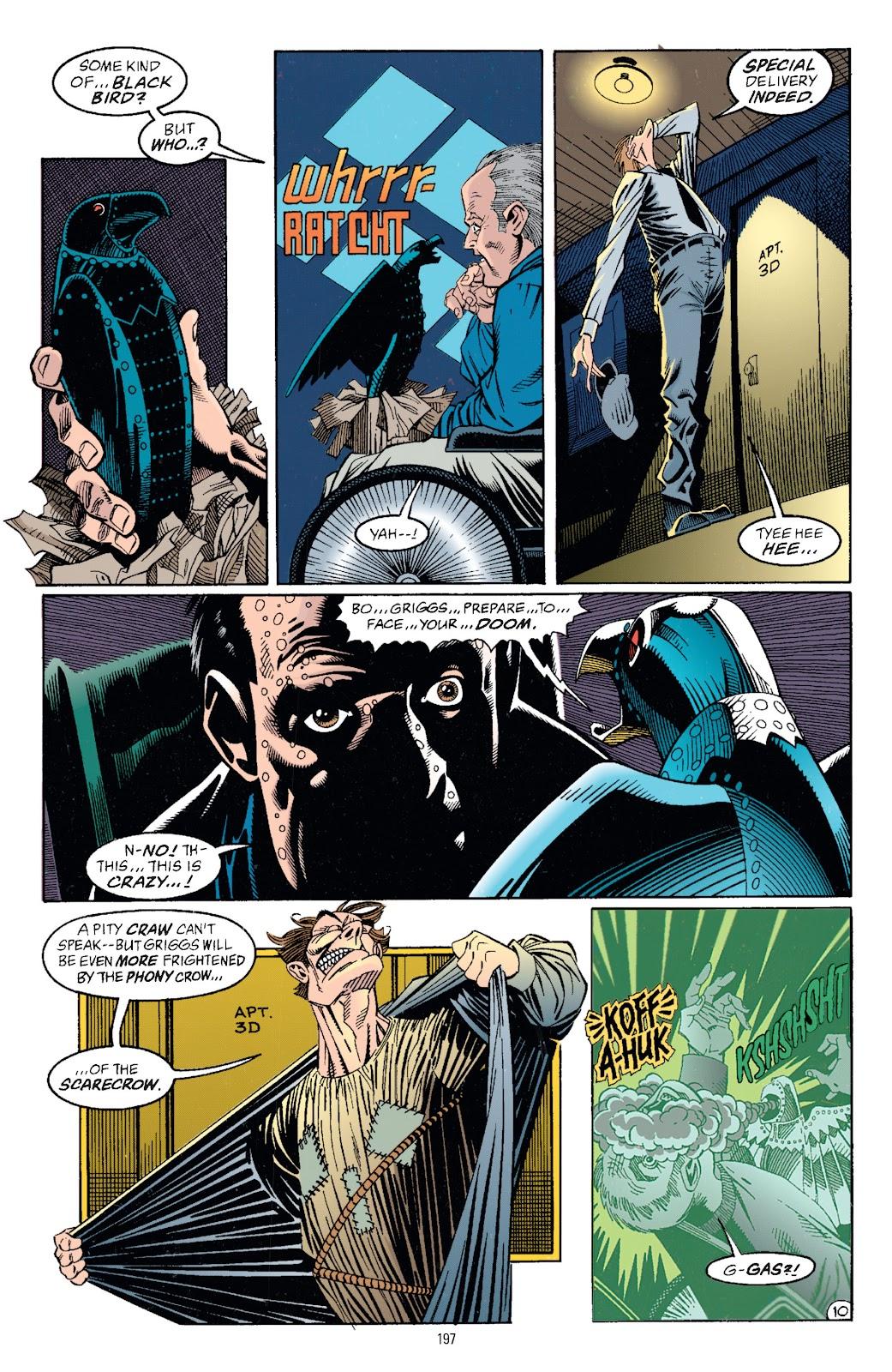 Read online Batman Arkham: Scarecrow comic -  Issue # TPB (Part 2) - 97