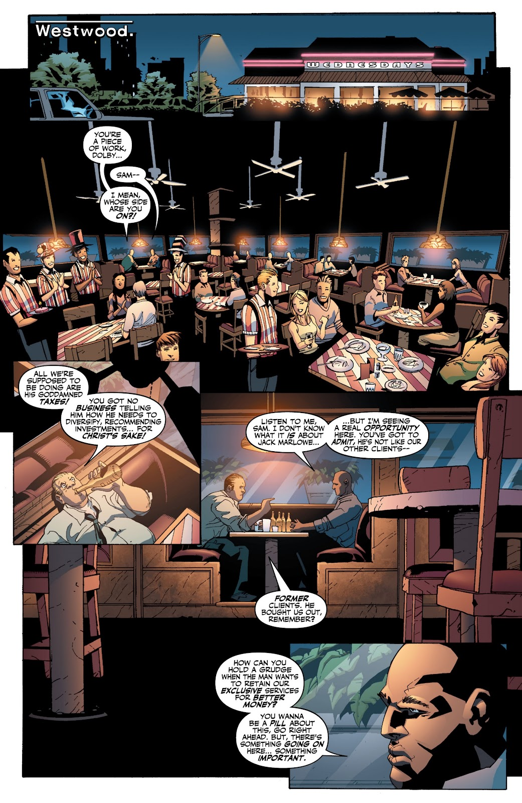 Wildcats Version 3.0 Issue #3 #3 - English 17