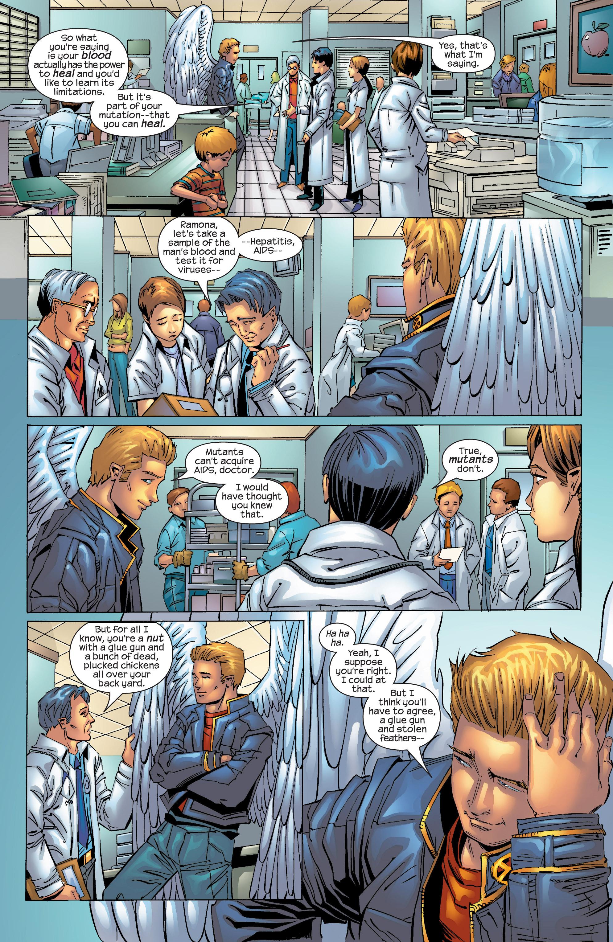 Read online Uncanny X-Men (1963) comic -  Issue #427 - 10