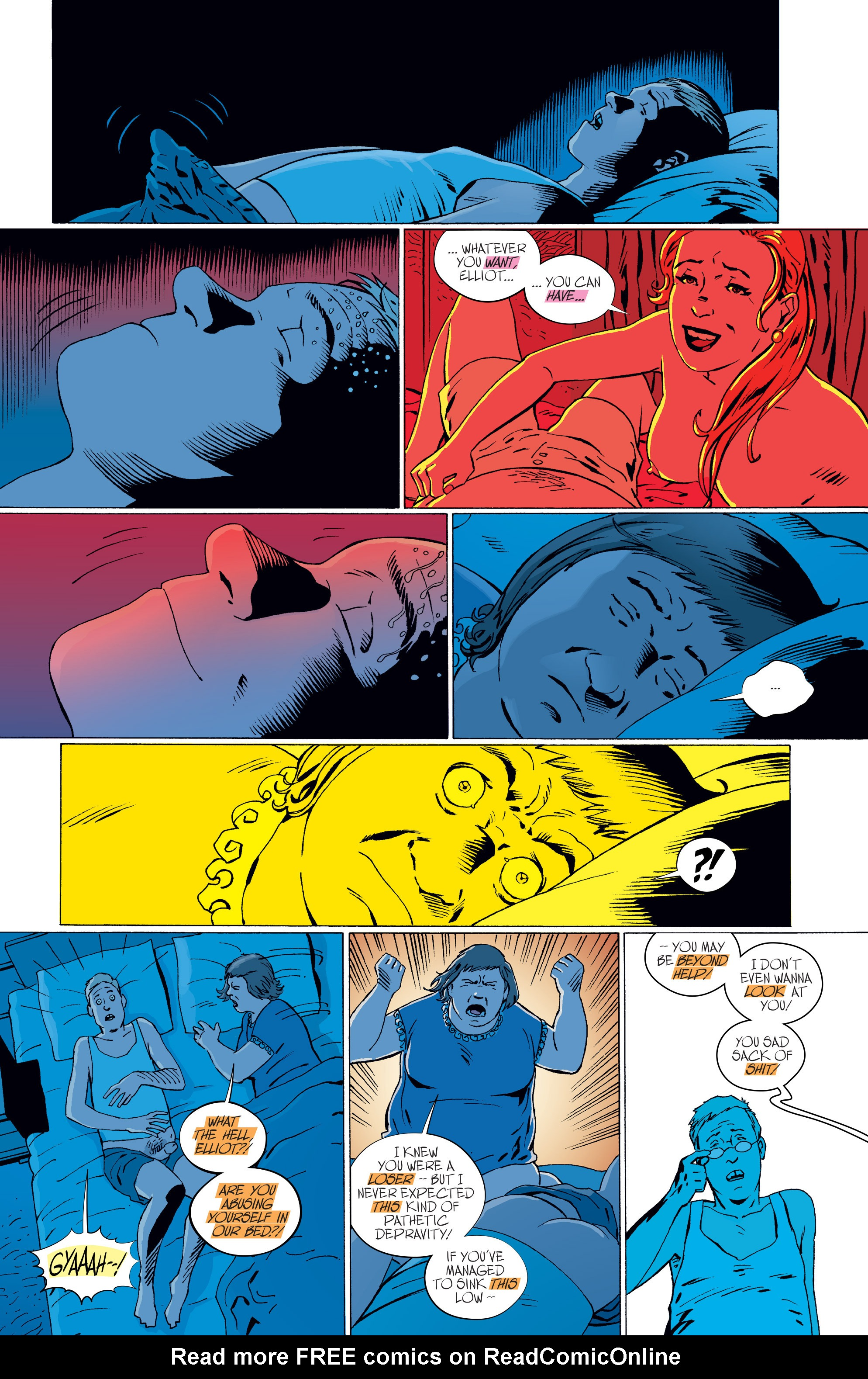 Read online Sex comic -  Issue #24 - 9