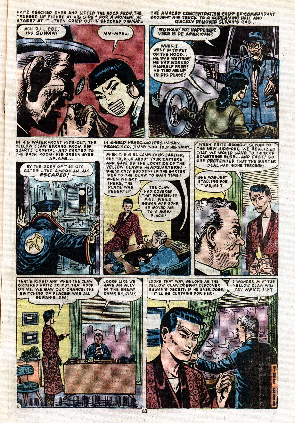 Read online Giant-Size Master of Kung Fu comic -  Issue #2 - 55