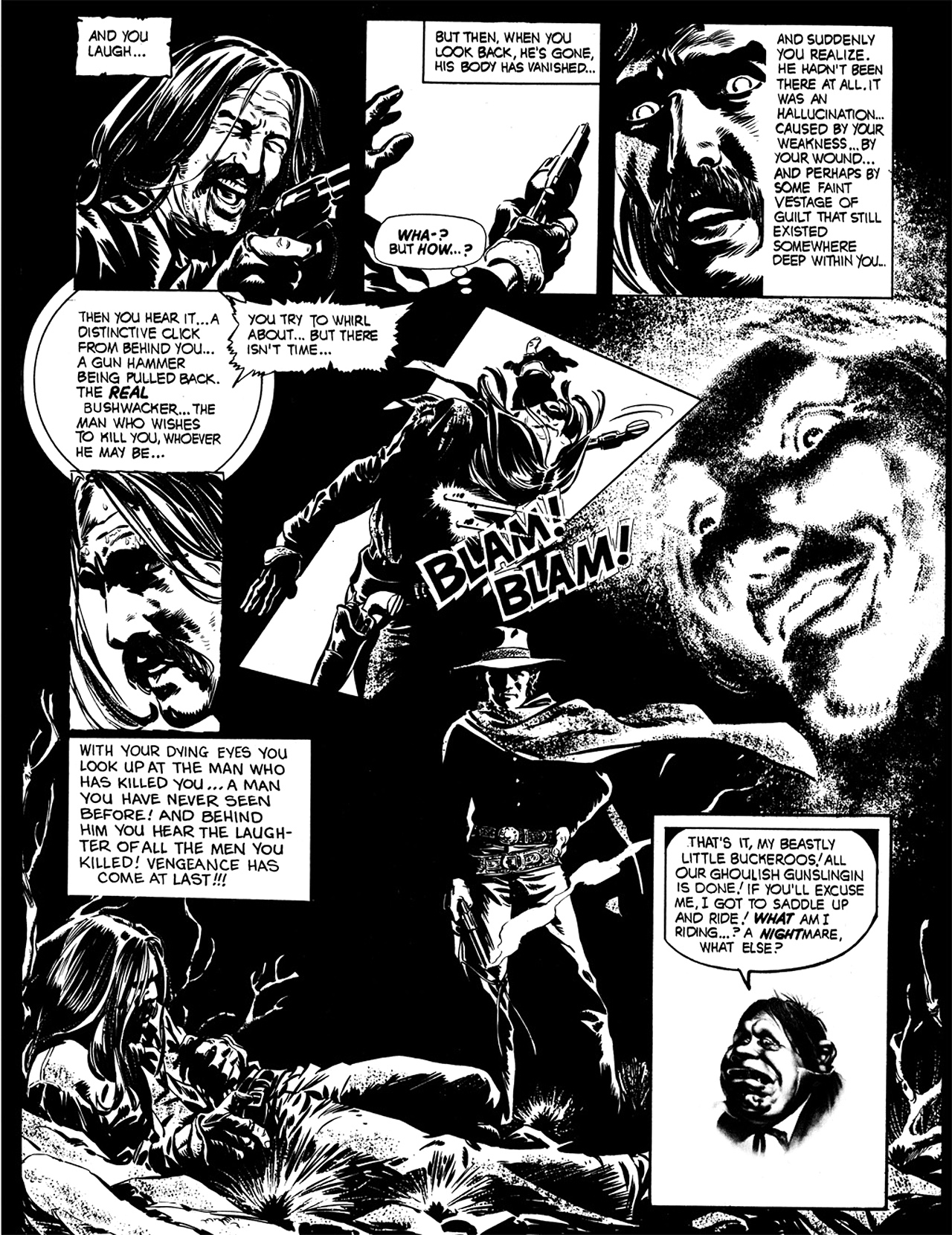 Read online Eerie Archives comic -  Issue # TPB 9 - 64