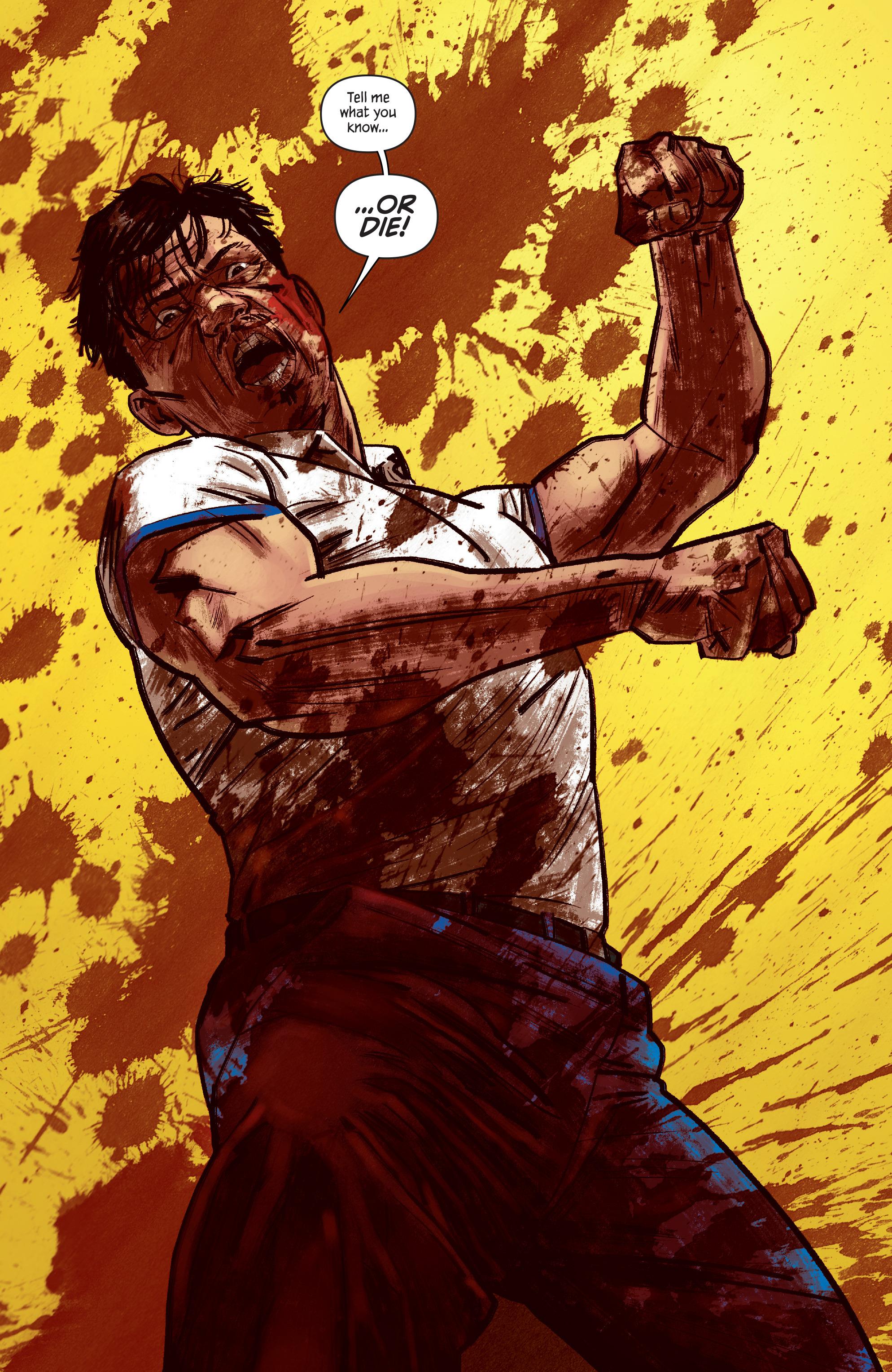 Read online James Bond: Felix Leiter comic -  Issue #4 - 3