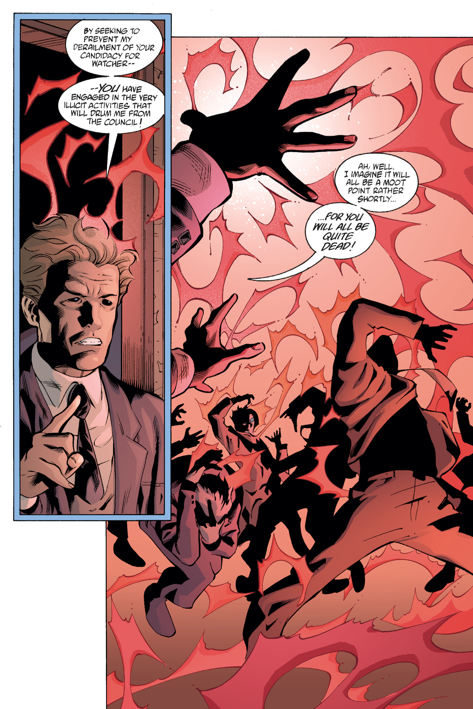 Read online Buffy the Vampire Slayer: Omnibus comic -  Issue # TPB 1 - 159