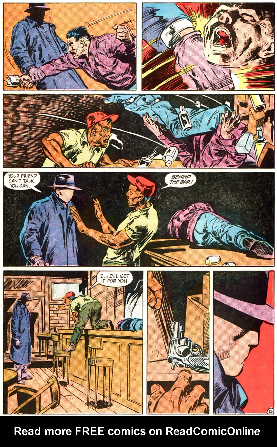 Read online Detective Comics (1937) comic -  Issue # _Annual 1 - 14