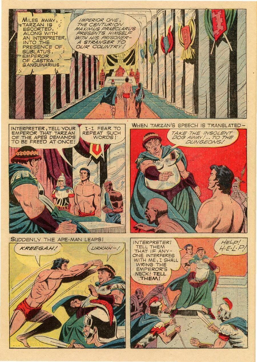 Tarzan (1962) issue 194 - Page 15