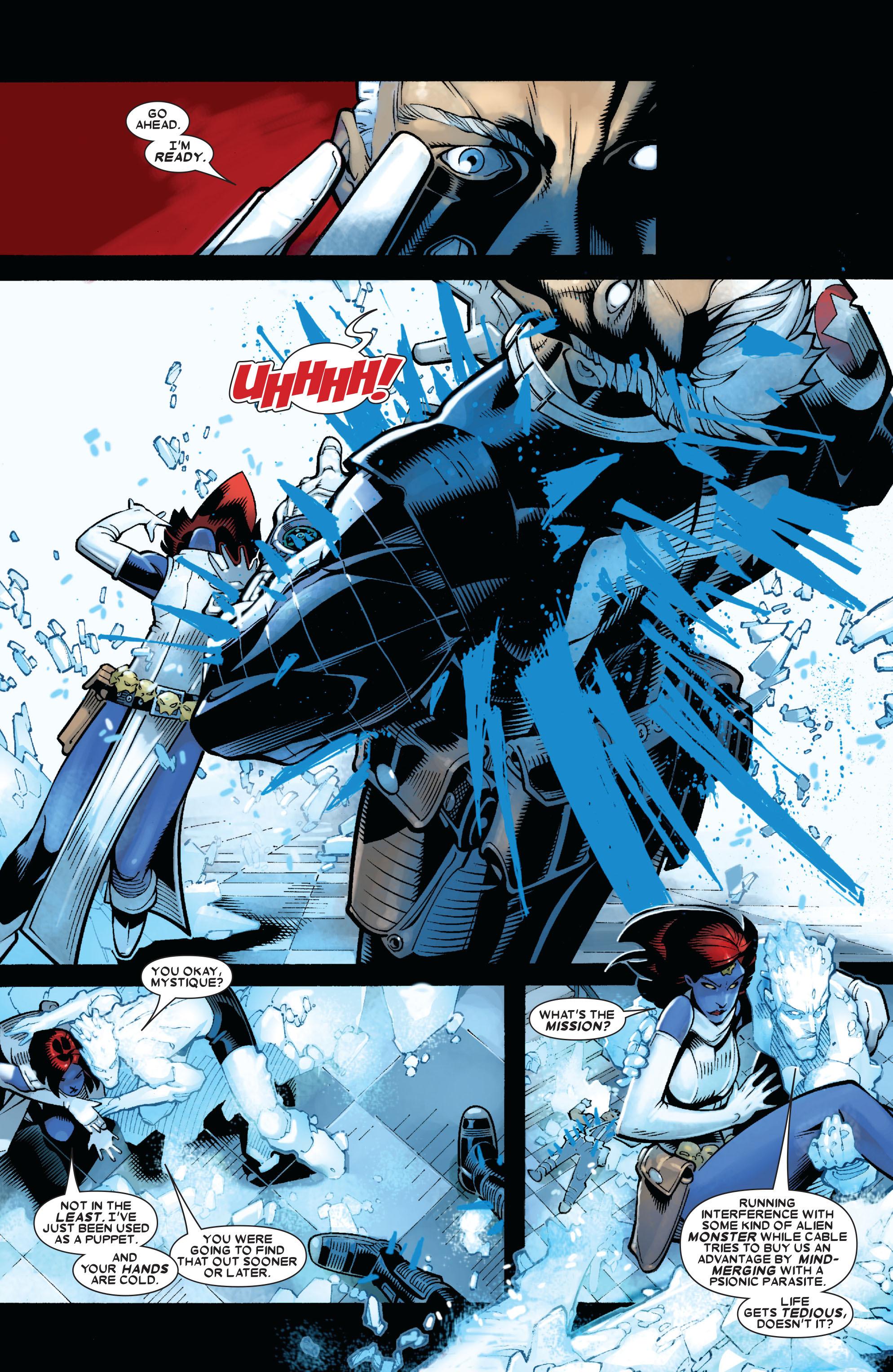 X-Men (1991) 198 Page 7