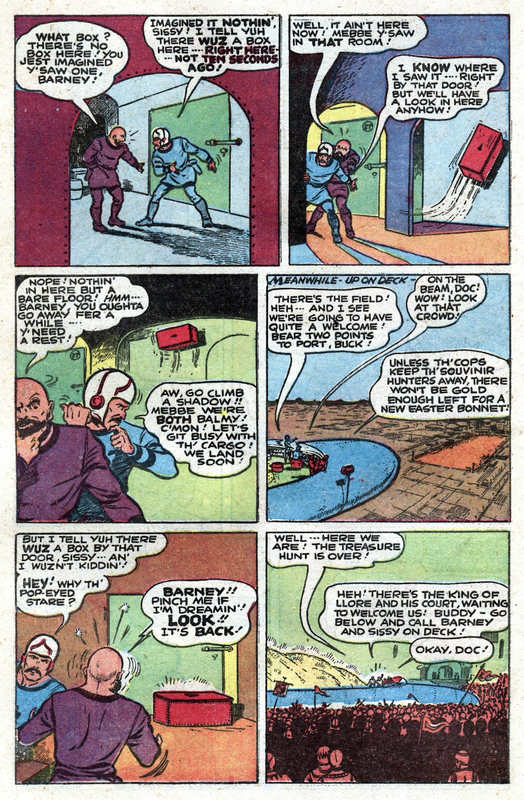 Read online Famous Funnies comic -  Issue #157 - 4