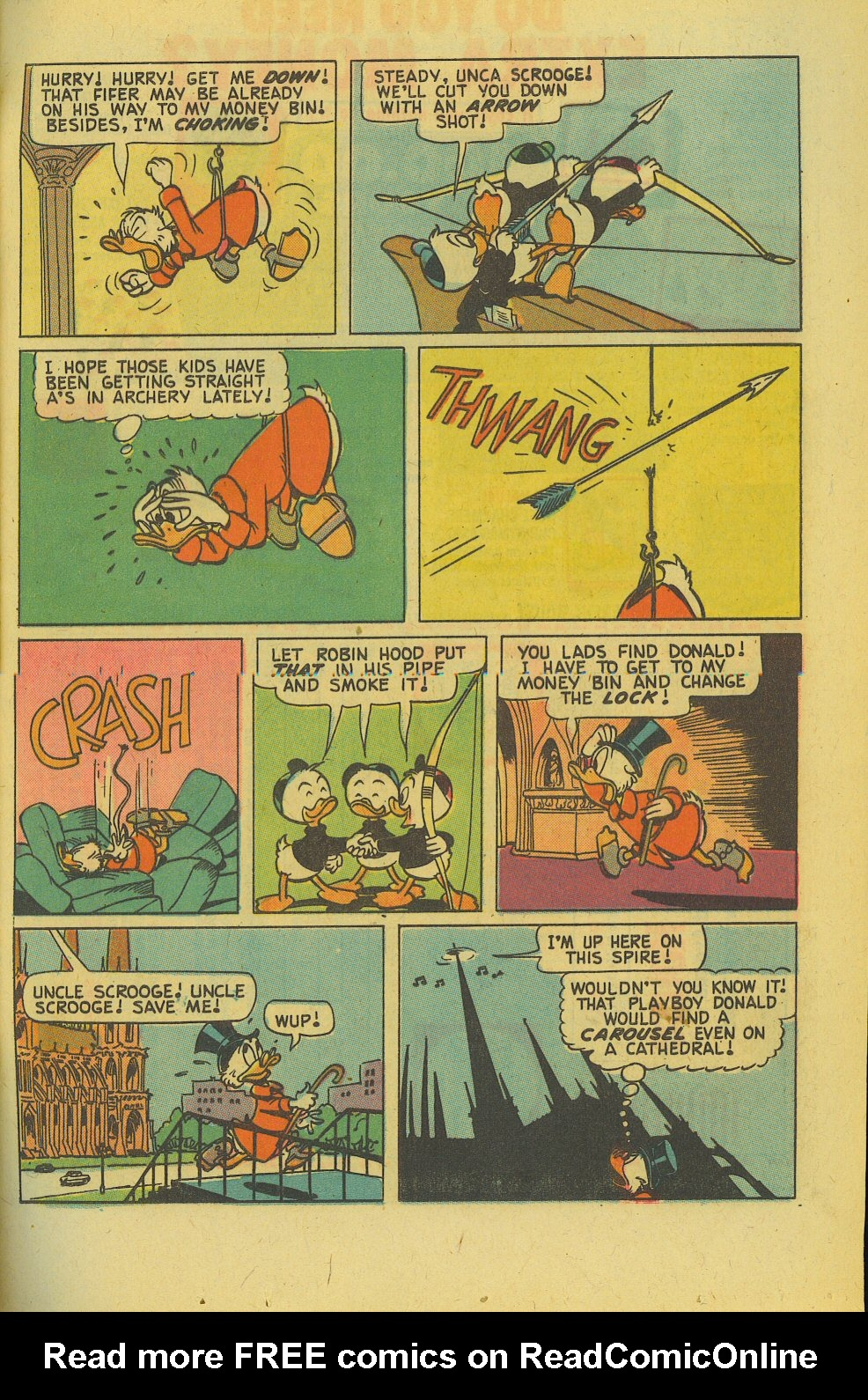 Read online Uncle Scrooge (1953) comic -  Issue #114 - 17