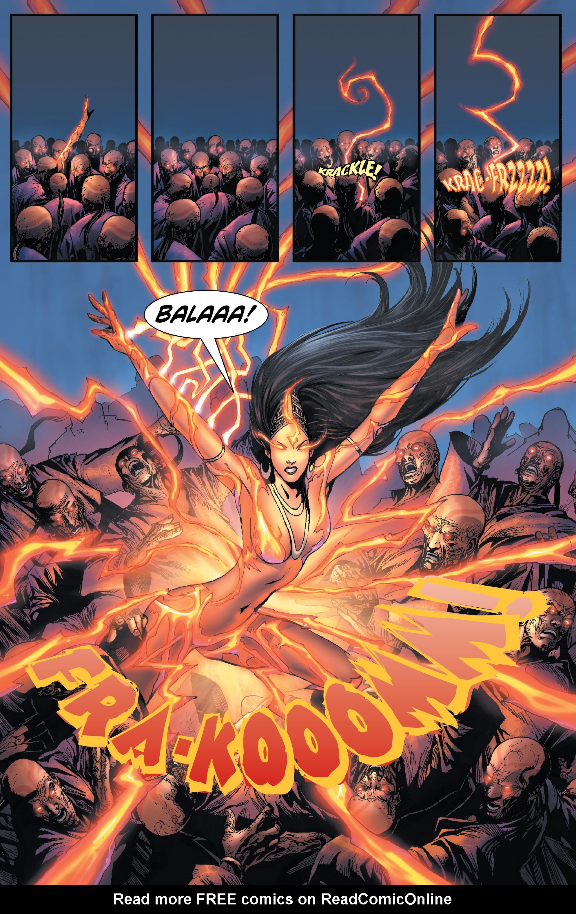 Read online Shekhar Kapur's Devi: Rebirth comic -  Issue #1 - 11